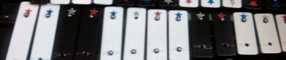 My Janko Glockenspiel
