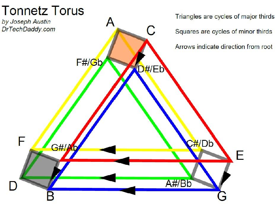 Tonnetz Torus